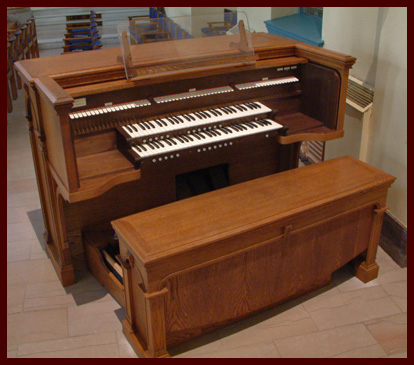 Oldenberg Console