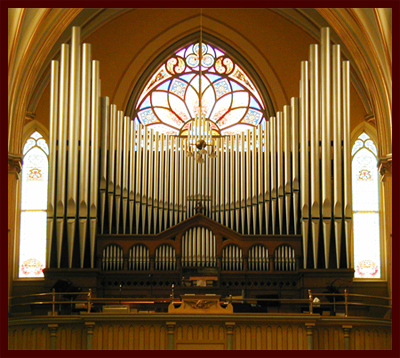 St. Lawrence Church Organ
